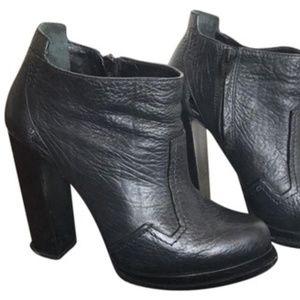 Alexander Wang Black Livia Boots 8
